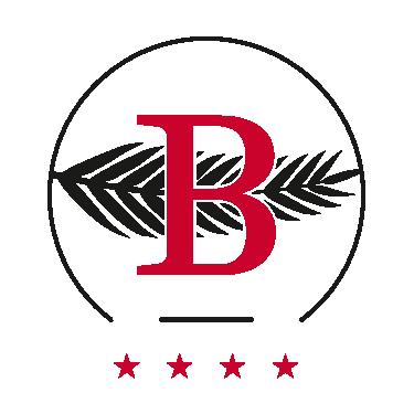 Logo hotel de berny